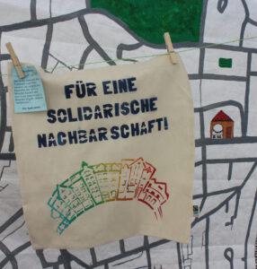 Für eine solidarische Nachbarschaft