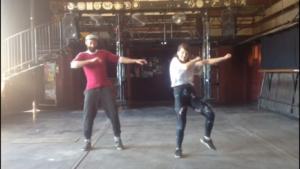 Fit durch Tanz mit RSJ