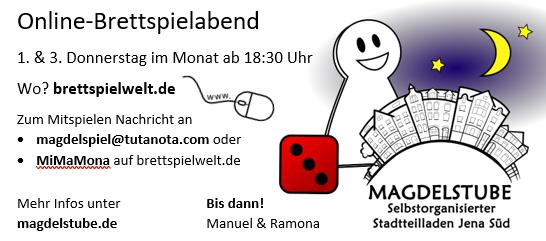 Spieleabend online